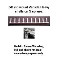 Spent Shell Casings - Vehicle Heavy