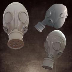 Head Swaps - Gas Mask w/No Helmet