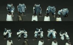 Leg Swaps - Greatcoats