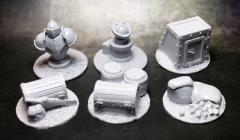 40mm Objective Markers - Ironsides