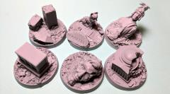 DC Falls - Objective Markers