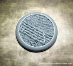 50mm Round Lip Bases #3 - Asian Garden