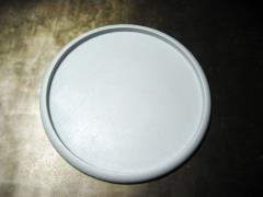 100mm Round Lip Base - Hollow Blank