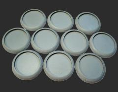30mm Round Lip Bases - Hollow Blanks