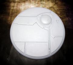 120mm Round Lip Base - Tau Ceti
