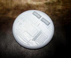 50mm Round Lip Base #2 - Tau Ceti