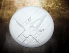 80mm Round Lip Bases - Tau Ceti