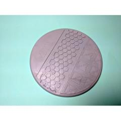 120mm Round Lip Base - Warp Core