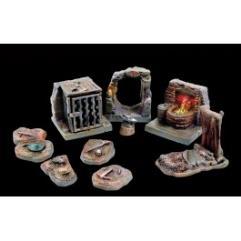 Caverns and Mines - Orc Warren Set
