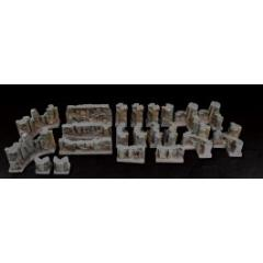 Caverns and Mines - Wall Set