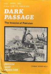 Dark Passage - The Invasion of Pakistan