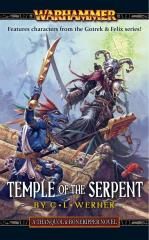 Temple of the Serpent #3 - Shrine Out of Time
