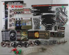 X-Wing Miniatures Collection #12 - Base Game + 4 Additional Ships!