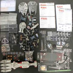 X-Wing Miniatures Mega Collection #3 - 32 Figures + Tons of Tokens and More!