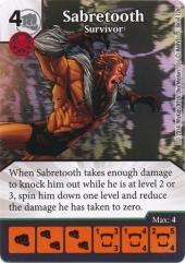 Sabretooth - Survivor