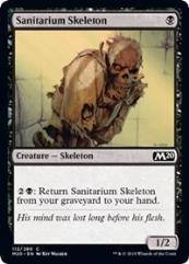 Sanitarium Skeleton (C)