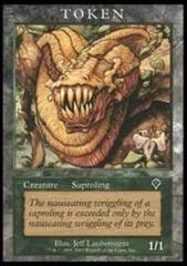 Saproling Token (Invasion) (P)