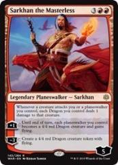Sarkhan the Masterless (R)