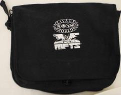 Savage Rifts Messenger Bag