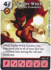 Scarlet Witch - Controls Probability