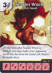 Scarlet Witch - Unity Squad