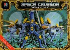 Space Crusade - Eldar Attack