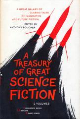 Treasury of Great Science Fiction, A - Volume 1