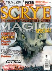 "#81 ""Magic - The Gathering Player's Guide, Betrayers of Kamigawa Preview"""