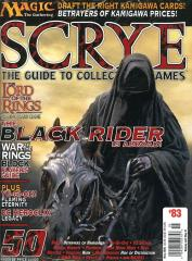 "#83 ""LOTR - The Black Rider, War of the Rings Player's Guide"""