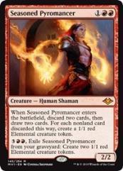 Seasoned Pyromancer (R)