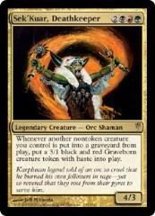 Sek'Kuar, Deathkeeper (R)