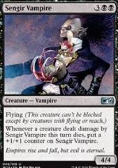 Sengir Vampire (U)