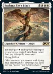 Sephara, Sky's Blade (R)