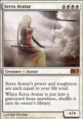 Serra Avatar (P)