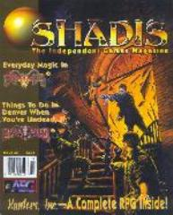 "#32 ""Modern Magic in Shadowrun, Deadlands - Mile High City #2"""