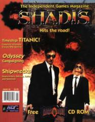 "#45 ""Timeship - Titanic!, Odyssey Campaigning, Harn Adventure"""