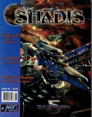 "#46 ""Babylon Project NPC's & Adventure, Oblivion's Daughter"""