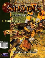 "#49 ""Scotland the Brave Wargame, HarnMaster, Ars Magica"""