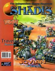 "#51 ""Trinity, Jovian Chronicles, Traveller Adventure"""