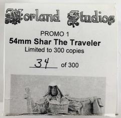 Shar the Traveller