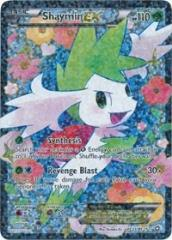 Shaymin EX (Full Art) (Ultra R) #RC21 (Holo)