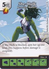 She-Hulk - Jennifer Walters