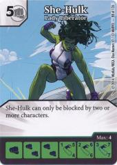 She-Hulk - Lady Liberator