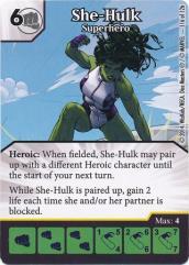 She-Hulk - Superhero