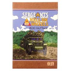 Hell on Wheels Expansion - M2A1 Halftrack