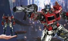 Optimus Prime - DLX Scale Die-Cast Metal