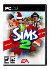 Sims 2 - Holiday Edition
