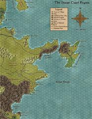 Barakus - Sinnar Coast Region Map (Unisystem)