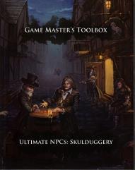 Ultimate NPC - Skulduggery (Pathfinder)
