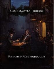 Ultimate NPC - Skulduggery (Swords & Wizardry)